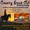 Country Steak-Out